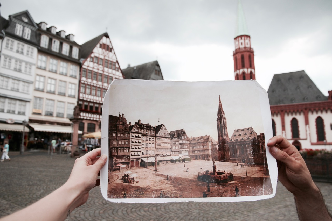 The essential first timer's guide to Frankfurt!