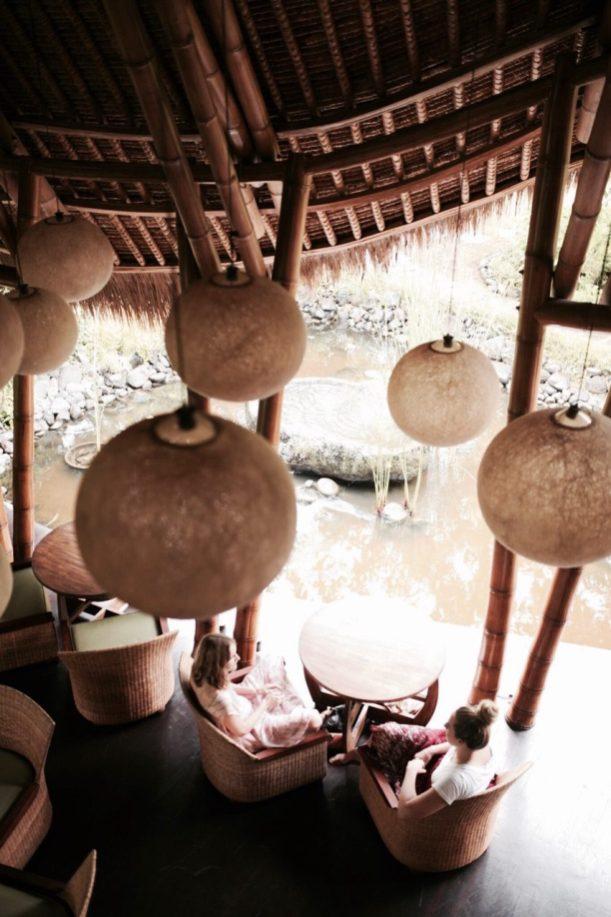 Sakti Dining Room Fivelements Ubud