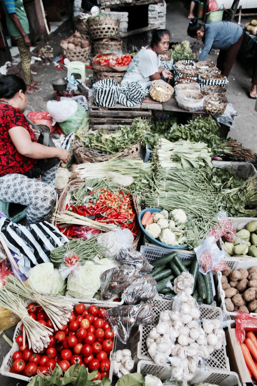 Plataran Ubud Review Ubud Morning Market