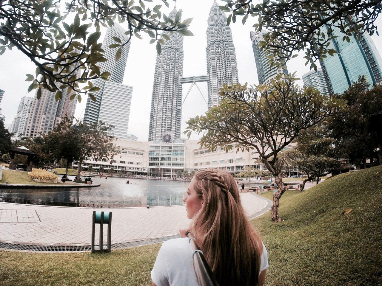 Kuala Lumpur Layover Guide KLCC Petronas Towers