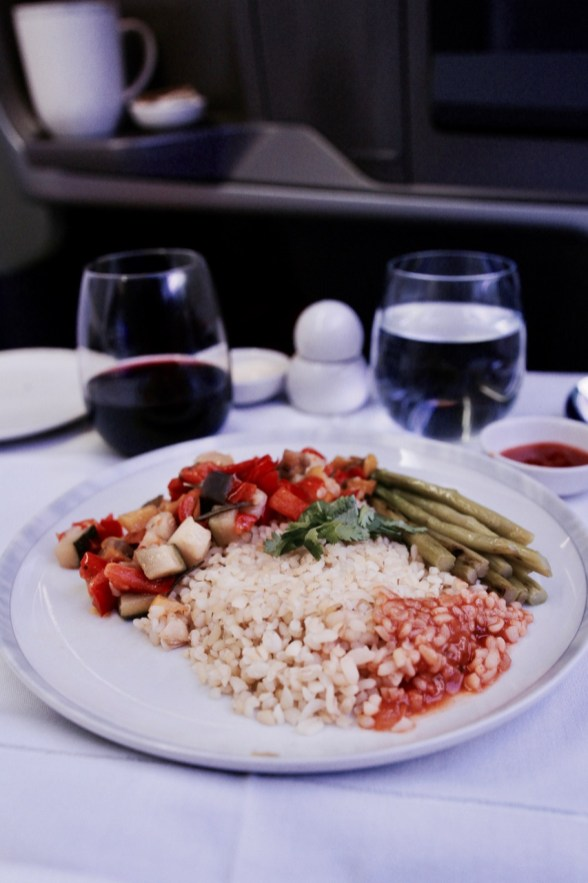 6 Thoughts I had flying Business Class with Singapore Airlines