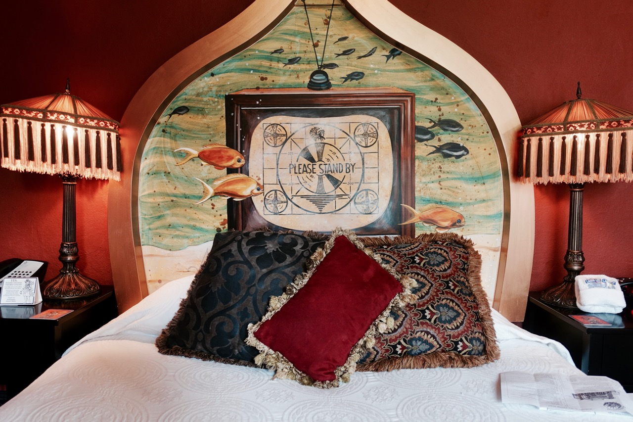 Full Review of McMenamins Crystal Ballroom Hotel Portland Oregon