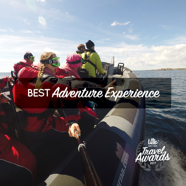 Best Adventure Experience