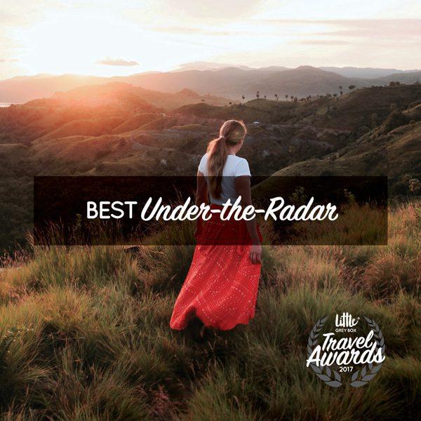 Best Under the Radar Destination