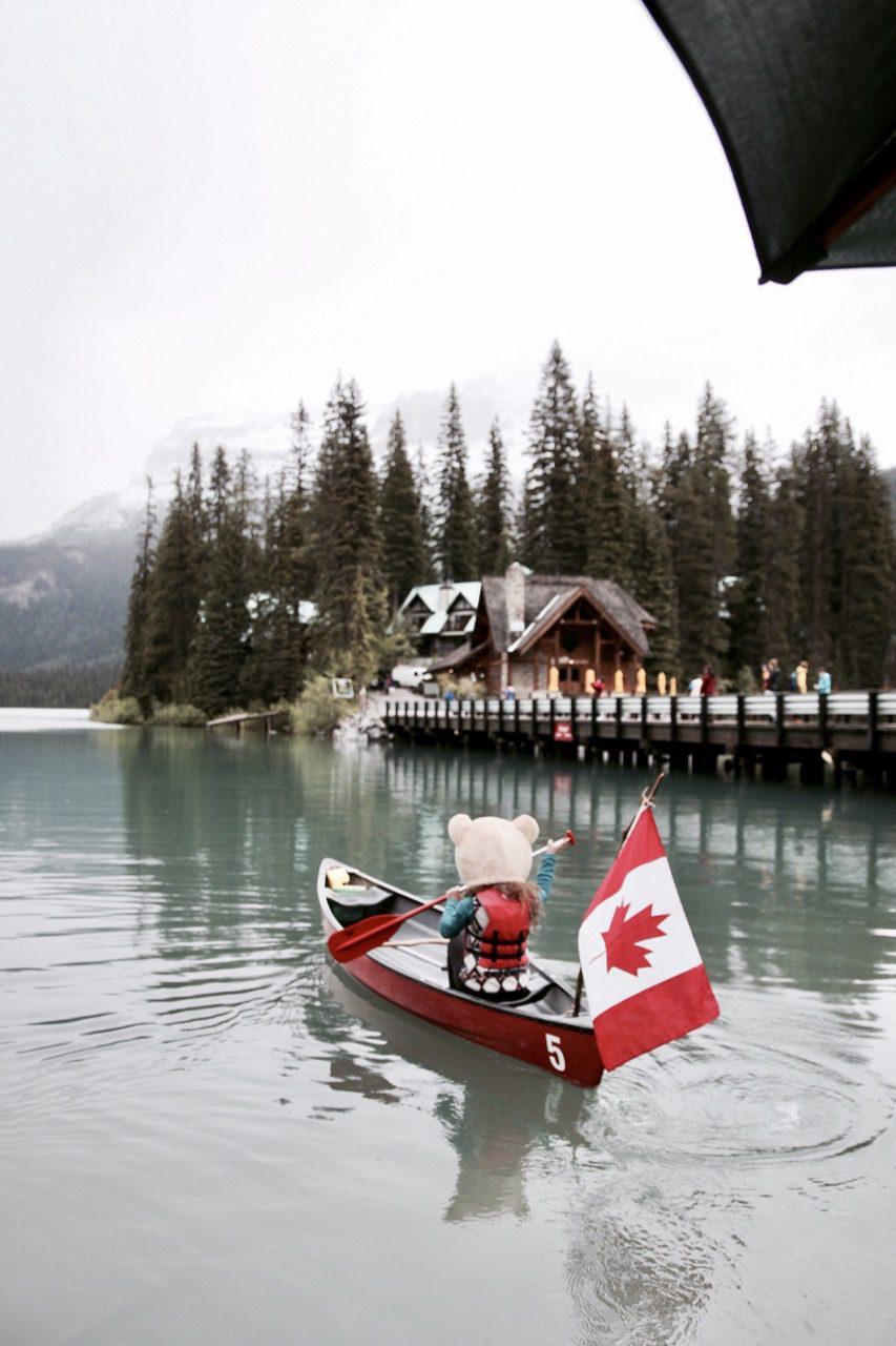 Favourite photos from iTrekHere TrekAmerica Canada Trip - 8