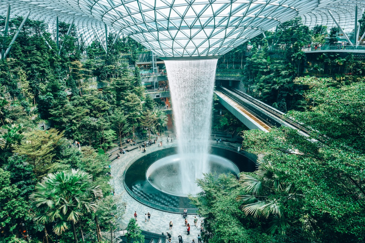 The best guide to visiting Jewel at Changi Airport Singapore - 37