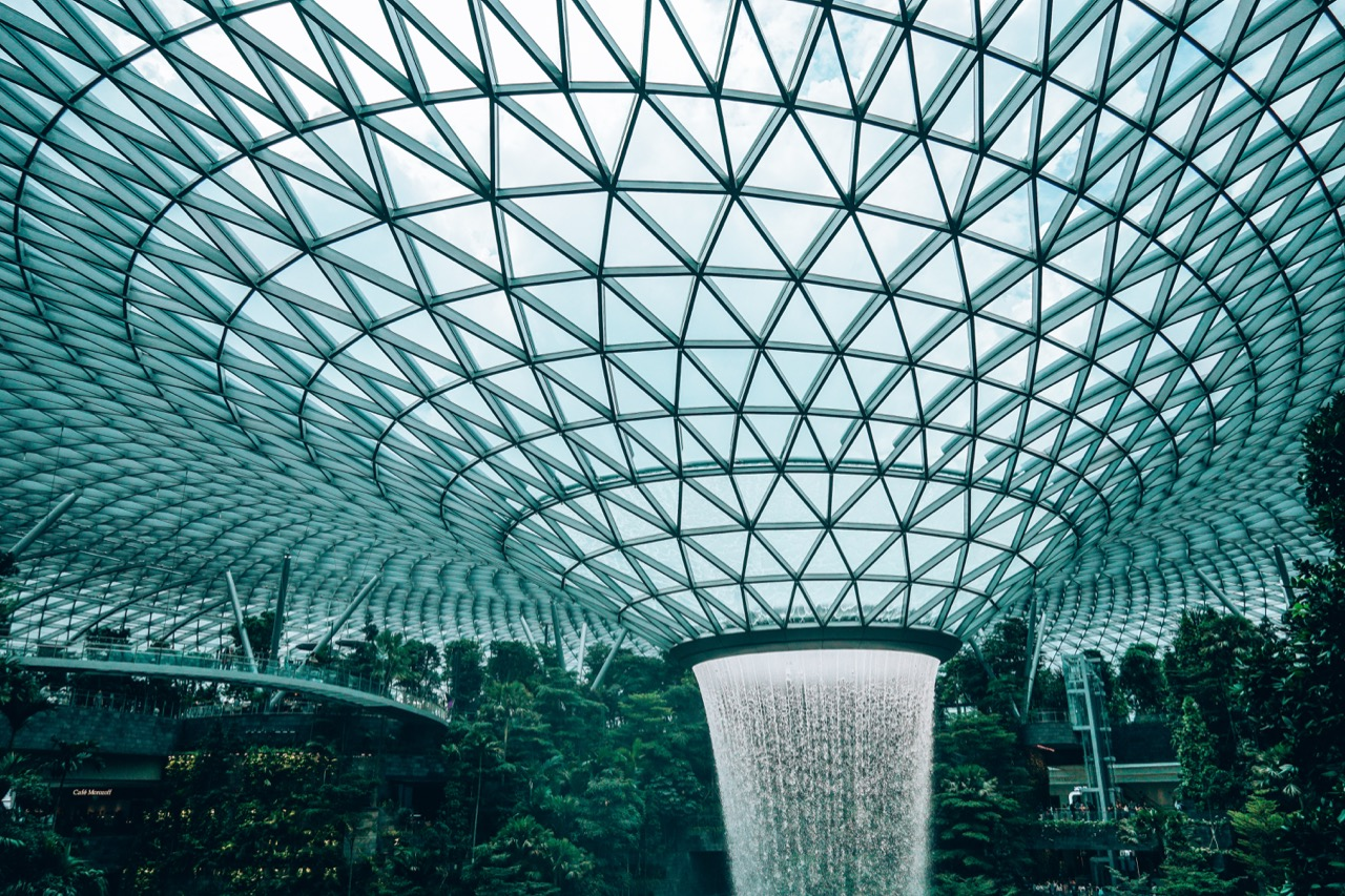 The best guide to visiting Jewel at Changi Airport Singapore - 1