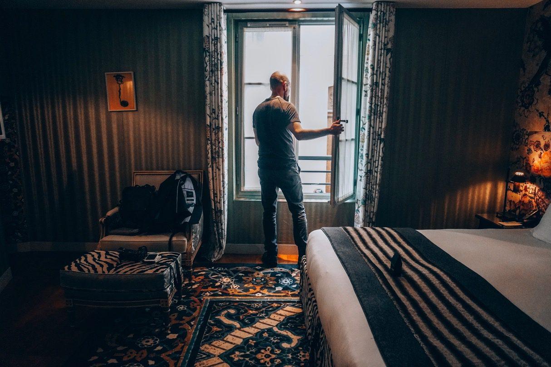 Where to stay in Paris- Hôtel du Petit Moulin - 7