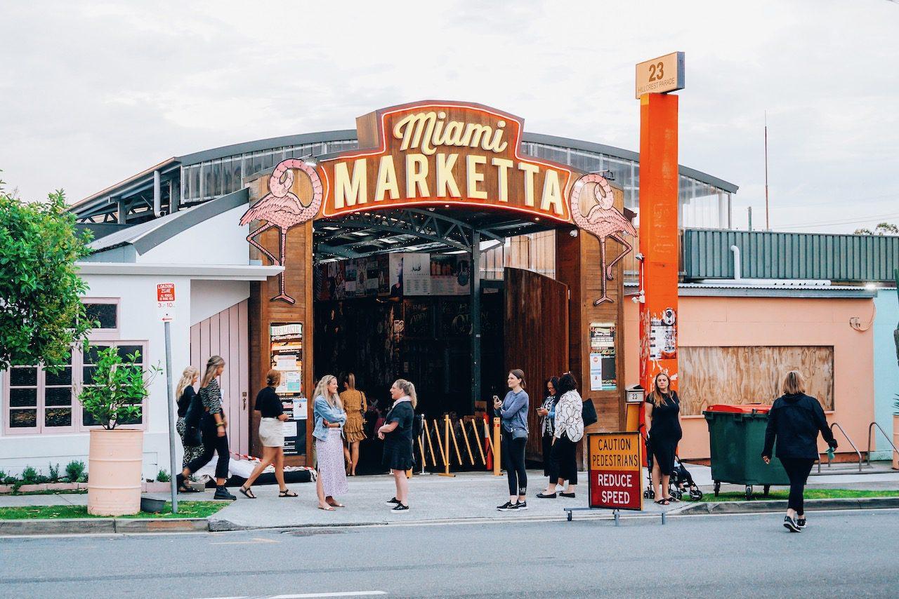 Miami Marketta © Little Grey Box