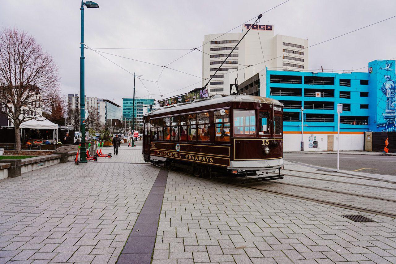 Christchurch Tram © Little Grey Box