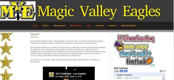 MagicValleyEagles.com