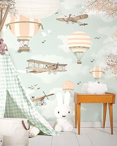 LH – Amelia Earhart I room