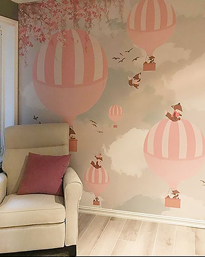 LH – Balloon Ride Foxs Room