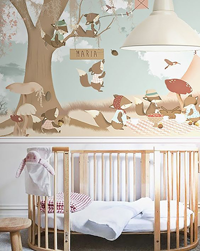 LH – Little Foxes Room