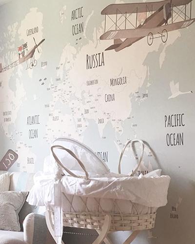 LH – Little Munnies Aviator Room
