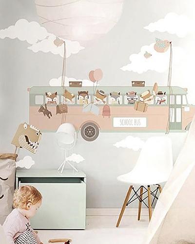 LH – School Bus Room