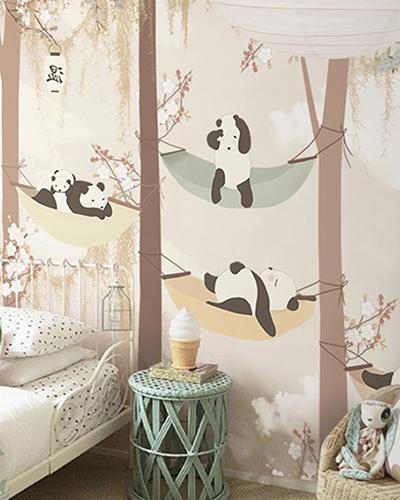 LH – Slepping Pandas Room