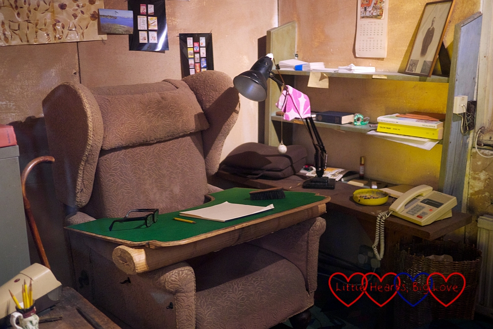 hip surgery chair bistro table with chairs the roald dahl museum and a treasure trail - little hearts, big love