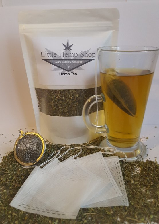Hempy Loose Tea  50 gm