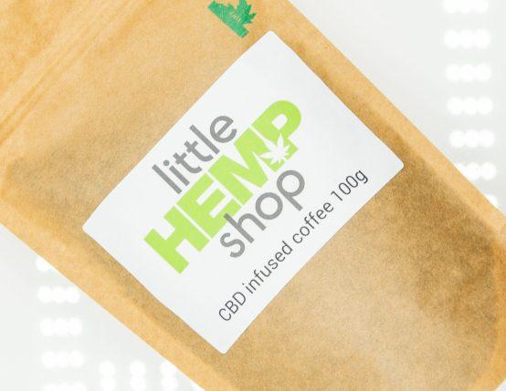 CBD Infused Hemp Coffee