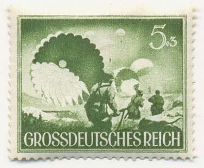 Парашютные войска 3-го Рейха.