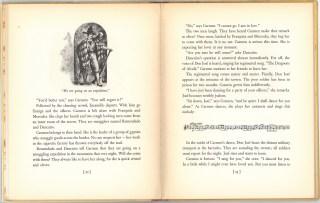 Детское издание оперы Кармен, 1938 г Нью-йорк.Гроссет & Данлэп (Гильдия Метрополитен-оперы)
