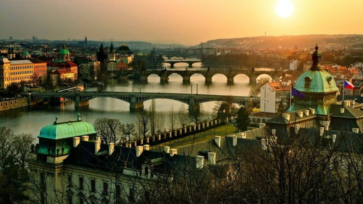 Prague is definitely one of the most magical places in the world!