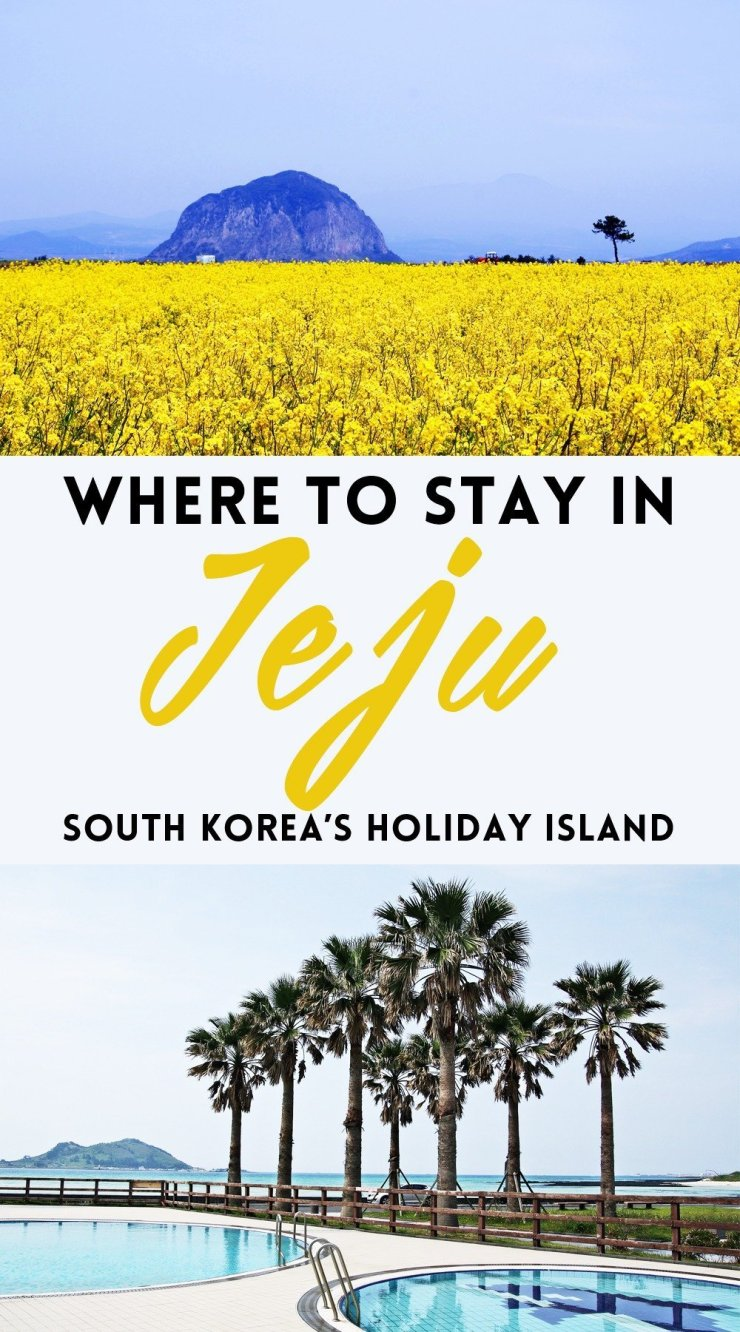 "Jeju Island is one of South Korea's most popular tourist destinations. With several UNESCO heritage sites, stunning natural landscapes, and historic spots, there's so much to see in this ""island of the gods."" To make the most of your vacation, check out this guide to find out where to stay in Jeju."
