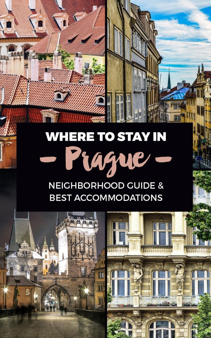 Prague is a delightfully exciting city that goes from medieval to modern, historic to hipster, and sacred to scandalous in a few blocks. Much of your experiences in Prague depend heavily on which neighborhood you choose to stay, so be sure to check out this guide to Prague's best neighborhoods and hotels.