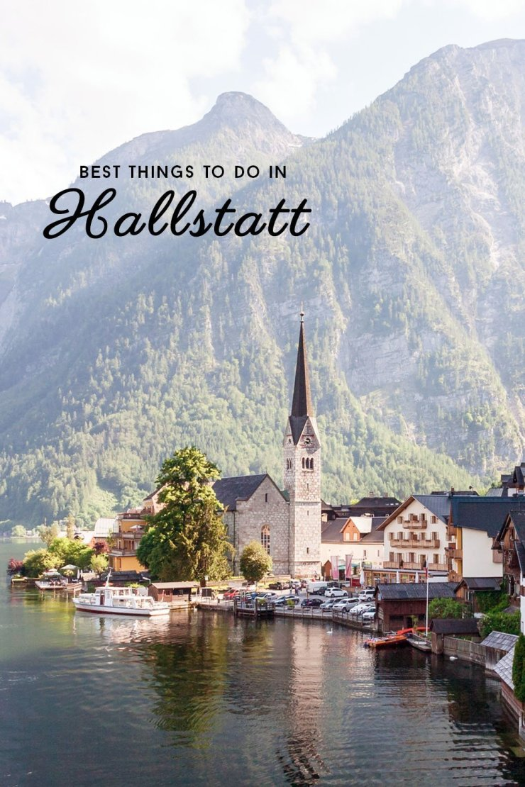Hallstatt is one of Austria's most gorgeous little towns. Located in the beautiful Salzkammergut region, this is a must-visit when in Central Europe. Click through for the best things to do in Hallstatt, Austria.