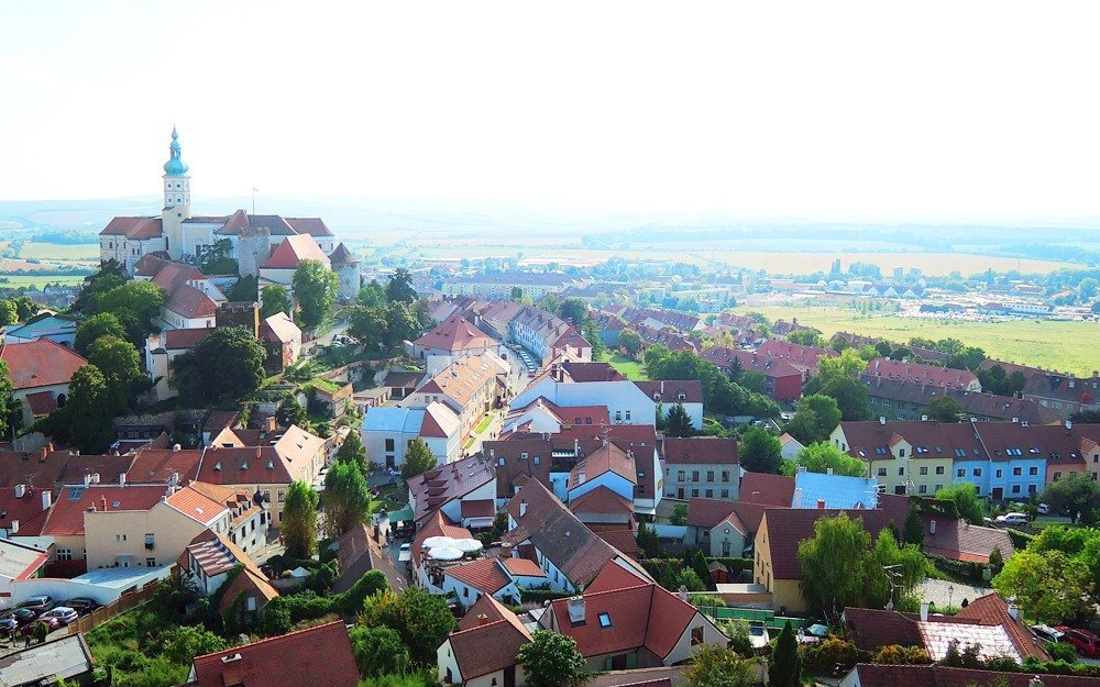 Mikulov is South Moravia's very own castle town, a great base when exploring the gorgeous Lednice-Valtice Cultural Landscape. You can visit Mikulov while driving from Prague to Vienna in this road trip itinerary across Czech Republic's southern regions.