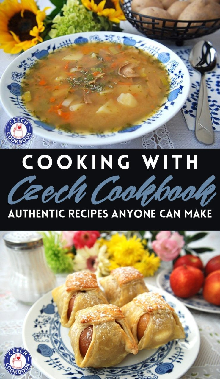 Kristyna of the Czech Cookbook shares some of her best recipes to help you recreate that savory goodness of Czech cuisine. If you're craving for a trip back to our beloved Czechia, a few hours in the kitchen will bring back the delicious memories of your favorite Czech food.