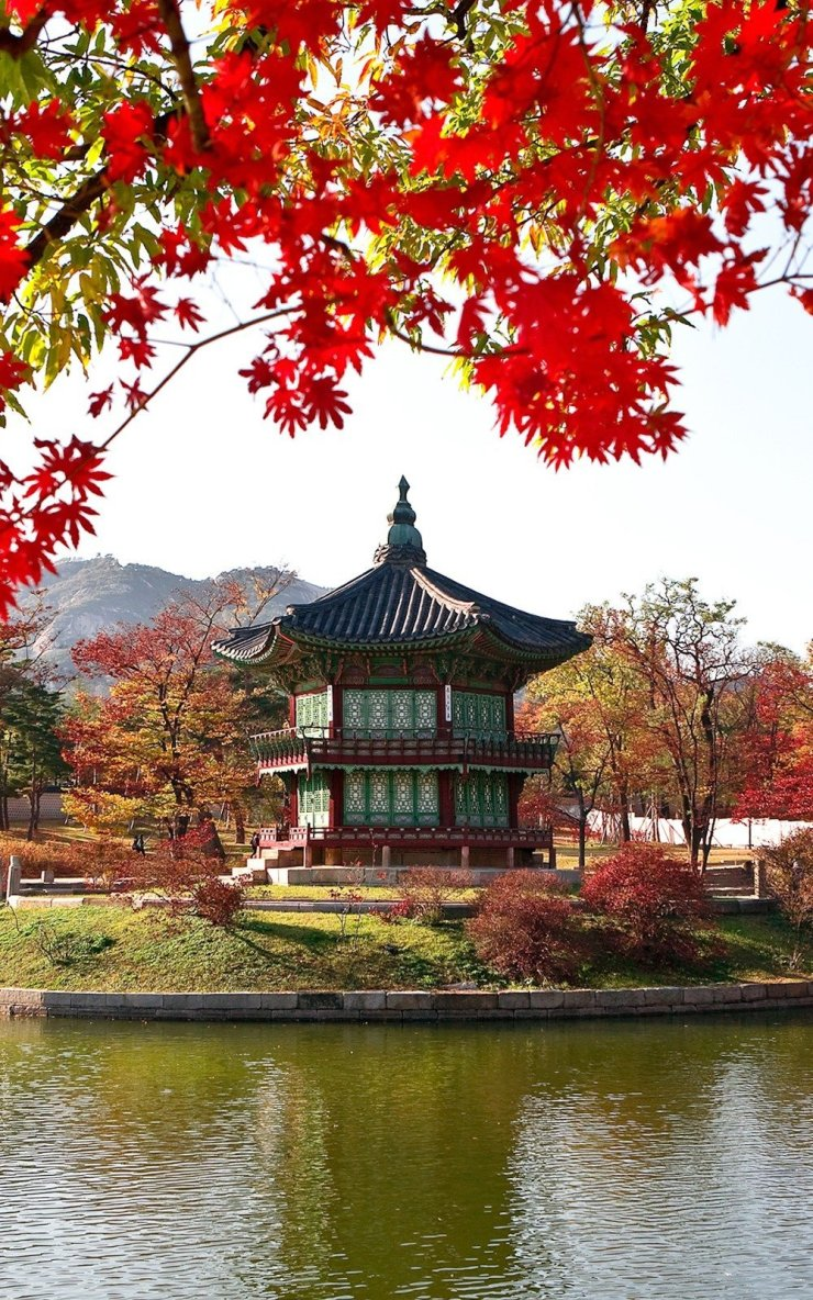 91dd42ecd3a72 Find the perfect spots in South Korea to see the beautiful colors of fall.  Click