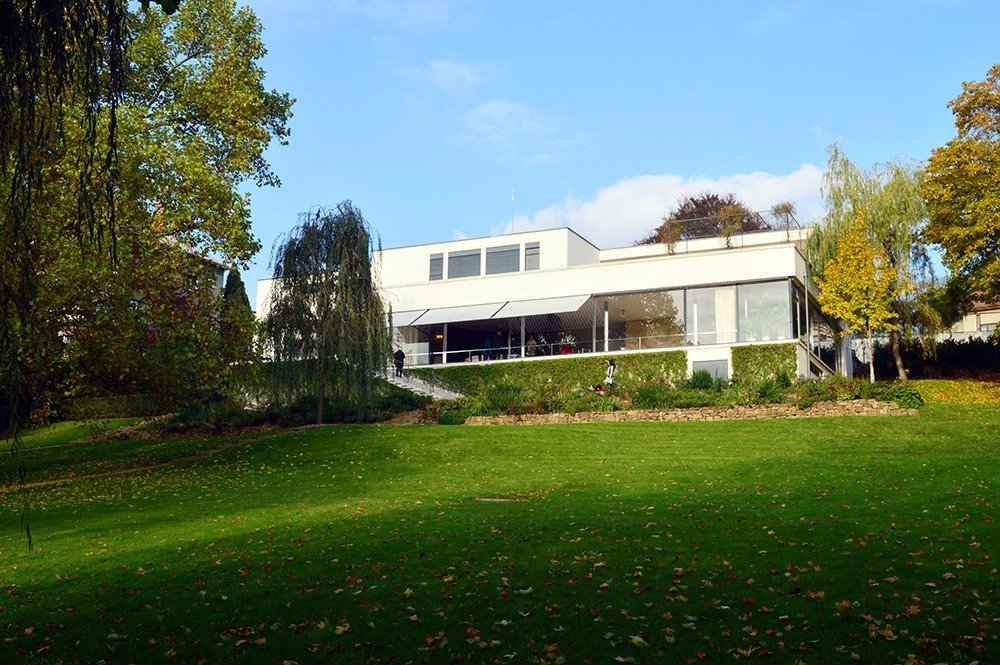 Top things to do in South Moravia - learn more about the functionalist architecture movement that Brno pioneered. The best example of that is the Villa Tugendhat.
