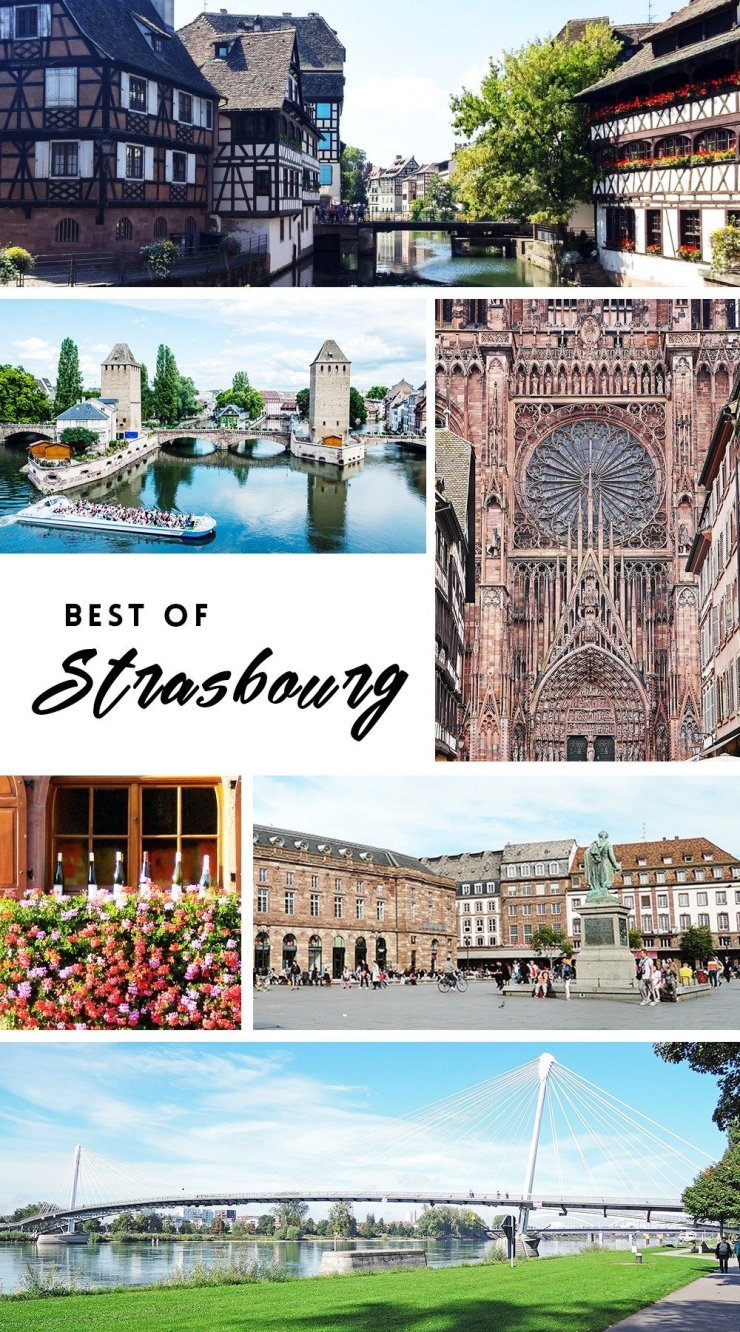 Joie de vivre meets gemütlich in this city with a French soul, German trimmings, and a whole lot of charm! If you love wine, storybook houses, and great food, you'll love Strasbourg. Here's your essential guide to 2 days in Strasbourg!
