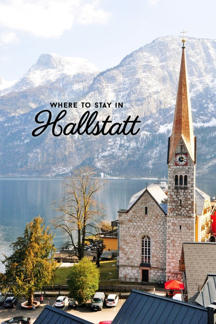 Venture to Austria's charming countryside to have a little holiday in Hallstatt, a gorgeous storybook town surrounded by the most amazing natural landscape. If you're planning a trip soon, here's where to stay in Hallstatt.