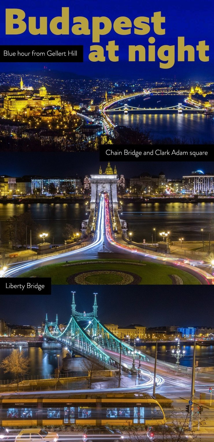 Go on a night photography tour when you visit Budapest. The city has some of the best night photography spots and looks absolutely gorgeous during the blue hour. If you're looking for a fun city break with plenty of great views of amazing things to do, Budapest is a fantastic destination. Here's your essential travel guide to spending 3 days in Budapest.