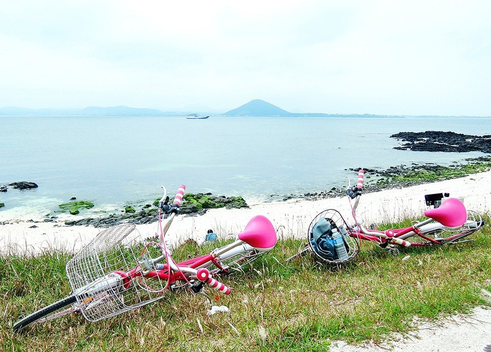 Best things to do in Jeju - visit Udo Island