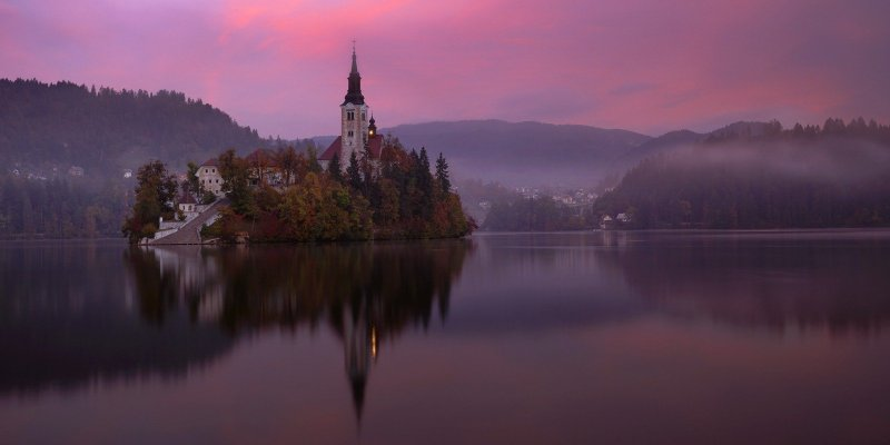 Stay in Bled for at least three days and explore beyond the Lake Bled highlights – drive to the countryside and hike to majestic falls, a scenic ravine, and breathtaking viewpoints all around the Julian Alps. Or spend a couple of days relaxing, swimming, and enjoying delicious food in the gorgeous lake town. Here's where to stay in Lake Bled.
