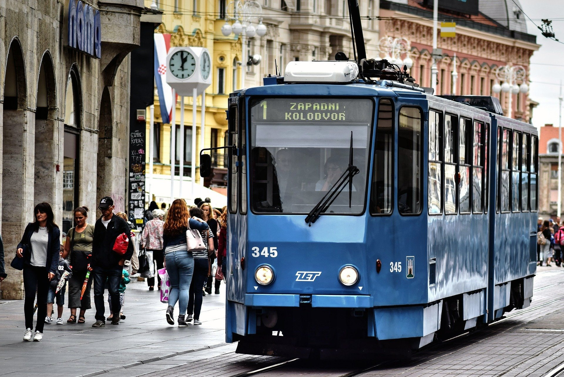 Stay in Zagreb's exciting Lower Town to explore the city's top landmarks.