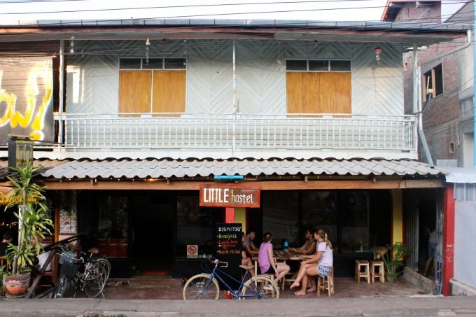 Little Hostel Huay Xai