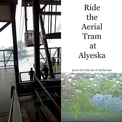 Ride The Aerial Tram at Alyeska