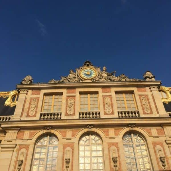 Versailles at Sunrise
