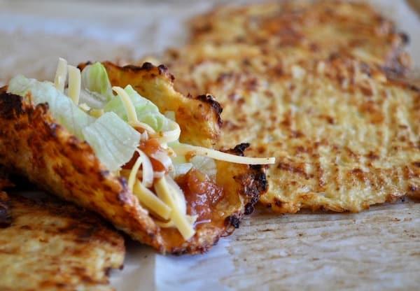 Low Carb Tortilla 5