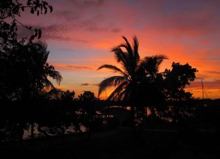 green turtle cay, bahamas, abaco, sunrise, roberts cottages