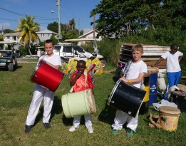 New Year's Junkanoo Parade - Green Turtle Cay