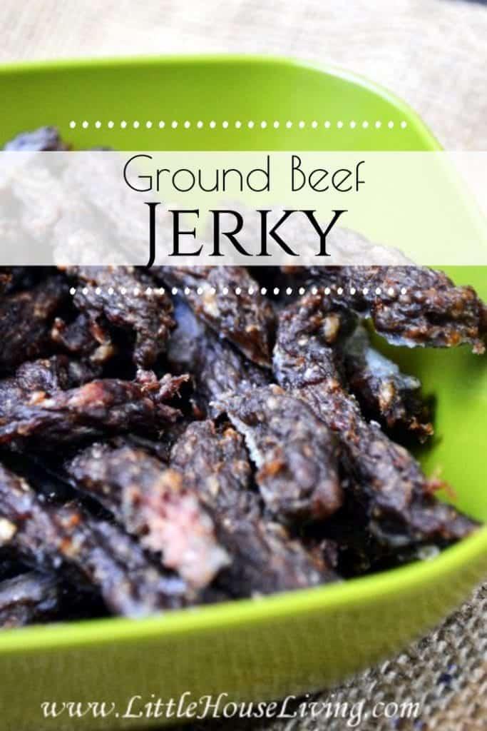 Ground Beef Jerky Recipe Without Gun : ground, jerky, recipe, without, Jerky, Recipe, Ground