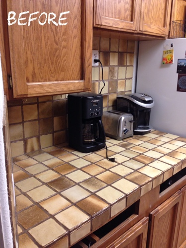 tile for kitchen countertops whirlpool appliances part 3 make over encore tips and helpful hints before ceramic tiles countertop system jpg