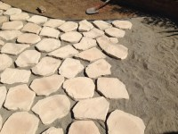 faux flagstone | littlehousesbigdogs