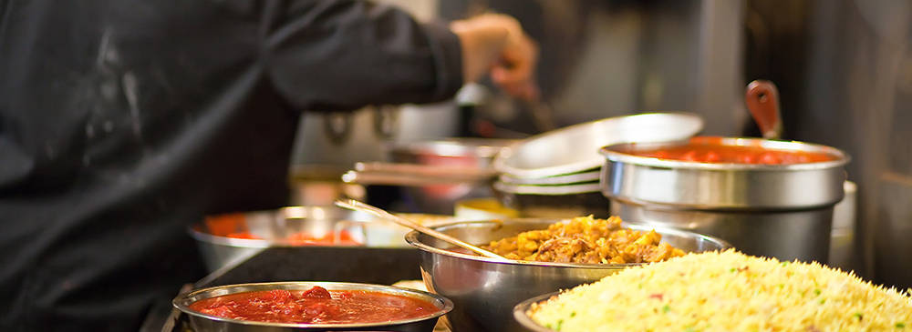 Indian Food Catering Downtown Toronto